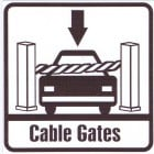 Cable Gates and Cable Gate Installation