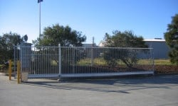 Industrial Cantilevered Gate.2